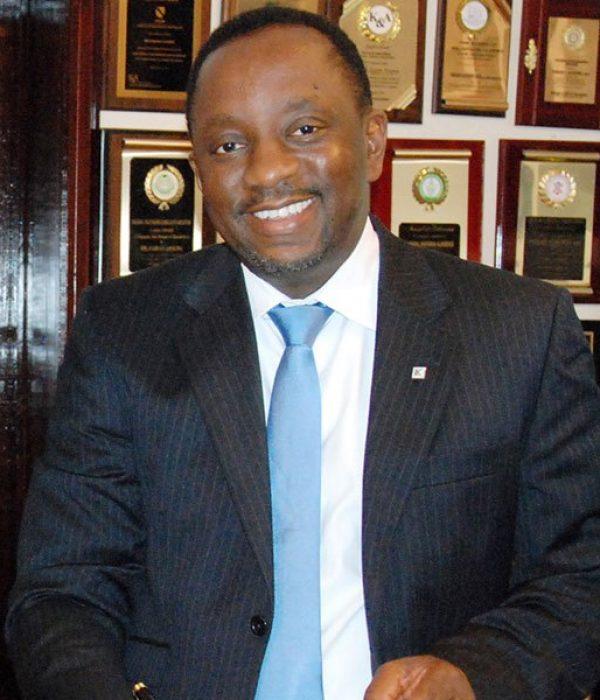 Professor Fabian Ajogwu SAN