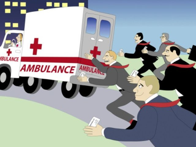 Ambulance Chasers
