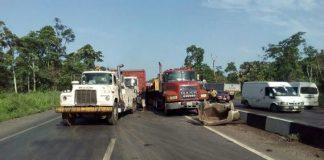 Benin-Ore-Road