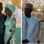 Photos: Son and Daughter of NBA President Wed in Grand Style