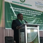 ACJA Implementation : NBA Kicks off Nationwide Validation Forum with A'Ibom State