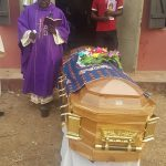 [Photos] Jibrin S. Okutepa SAN's Mum Burial in Kogi State