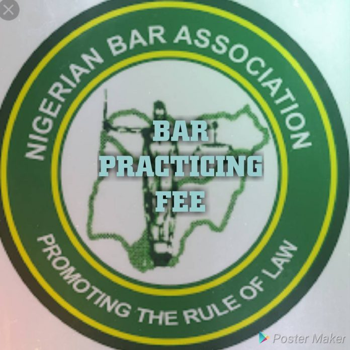 Five Benefits of Paying Your 2018 Bar Practicing Fee Before 31st of March; #5 Determines Your Future